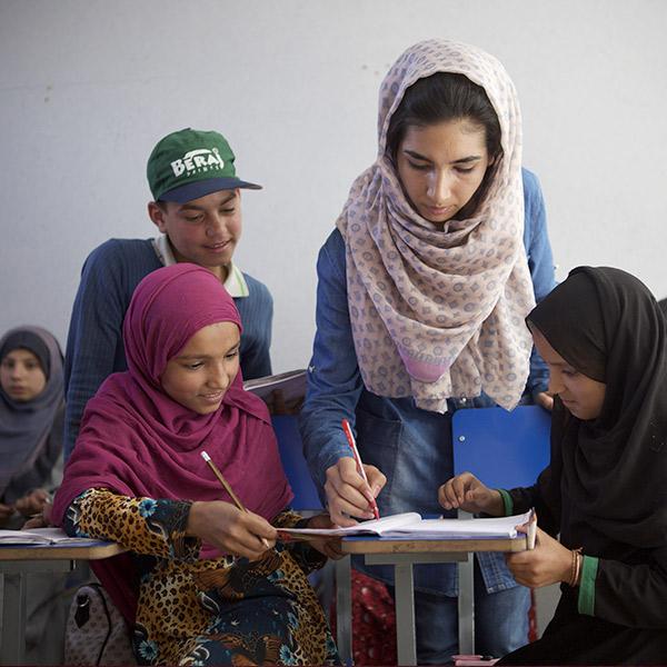 School for Street Working Children